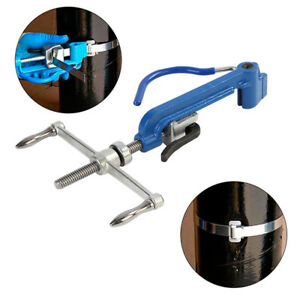 Packer Strapping Machine Strapping Tool Stainless Steel Band Strip Width 5 25mm