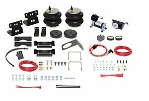 Firestone Ride rite 2805 All in one Analog Kit Incl Air Springs Compressor Air