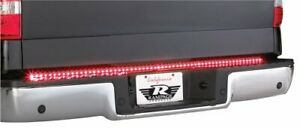 Rampage Products 960135 Universal 49 Led Tailgate Light Bar Black