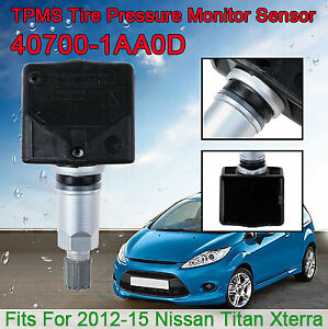 New Tire Air Pressure Monitor System Sensor 40700 1aa0d Fits For Nissan Titan