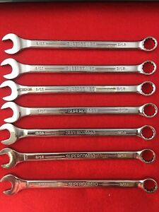Williams 1218sc Super Combo Combination Wrench 9 16 Inch