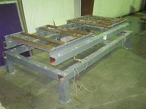 Steel Conveyor Scale Produced By Think W Lp7110y Beam Load Cells