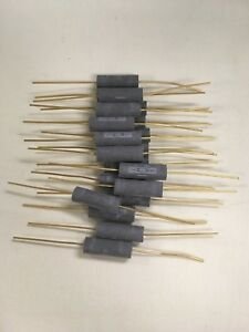 Lot Of 20 Caddock Mm236 Wire wound Resistor High voltage Precision 2 00m 1
