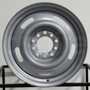 4 new 15 Vision 55 Rally Wheels 15x7 6x5 5 6x139 7 6 Silver Rims