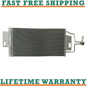New A C Condenser For Chevy Impala Fits Pontiac Grand Prix Fast Free Shipping