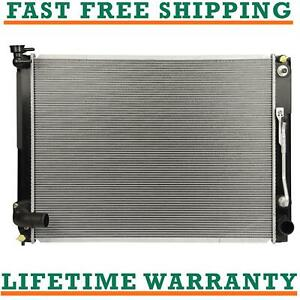 Radiator For 07 10 Toyota Sienna 3 5l V6 Fast Free Shipping Direct Fit