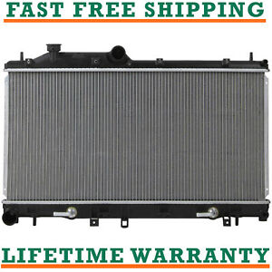 Radiator For 09 13 Subaru Forester 2 5l H4 Fast Free Shipping Direct Fit