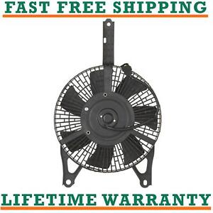 Ac Condenser Fan Assembly For Mazda Fits 323 Protege Ma3113103