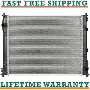 Radiator For 16 19 Honda Civic L4 2 0l Fast Free Shipping Direct Fit