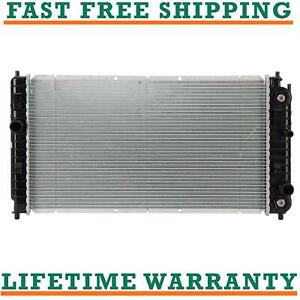 Radiator For 97 05 Chevy Malibu Oldsmobile Alero Grand Am 2 4l V6 3 1l 3 4l