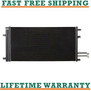 A C Condenser For 14 18 Chevy Tahoe 1500 Gmc Sierra Yukon Escalade Direct Fit