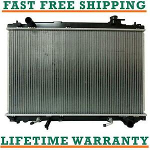 Radiator For 01 07 Toyota Highlander 2 4l L4 5 8 Fast Shipping Direct Fit