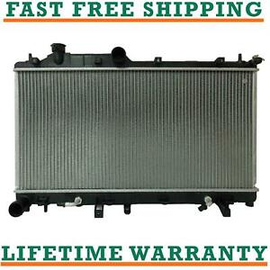 Radiator For 05 10 Forester Legacy Outback 2 5l H4 Free Shipping Direct Fit