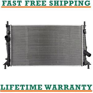 Radiator For 04 09 Mazda 3 4cyl Lifetime Warranty Fast Free Shipping Direct Fit
