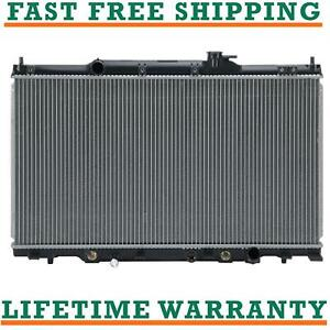 Radiator For 12 14 Acura Ilx Honda Civic 1 8l 2 0l 2 4 Free Shipping Direct Fit