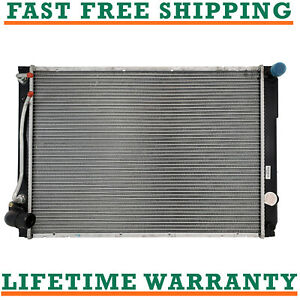 Radiator For 04 05 Toyota Sienna 3 3l V6 Up To Production Date 09 05 Models