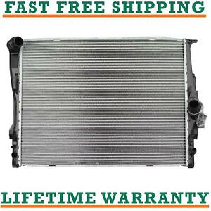 Radiator For 06 13 Bmw 128i 325i 328i 330i Z4 2 0l 2 5l 3 0l Direct Fit