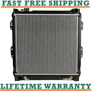 Radiator For 86 95 Toyota 4runner Pickup 3 0l V6 4wd Fast Shipping Direct Fit