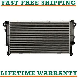 Radiator For 04 02 Dodge Ram 2500 3500 5 9l Diesel Lifetime Warranty Direct Fit