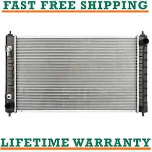 Radiator For Nissan Altima 07 14 2 5l V6 Maxima 09 18 V6 Direct Fit