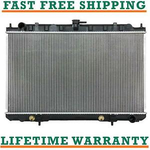 Radiator For 00 04 Nissan Maxima Infiniti I30 I35 V6 3 0l 3 5l Direct Fit