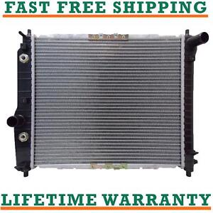 Radiator 04 08 Chevy Aveo Aveo5 Wave Wave5 Swift 1 5l 1 6l L4 Direct Fit