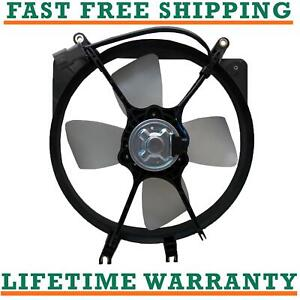 Radiator Cooling Fan Fits Honda Civic 1992 1998 Del Sol 93 97 Acura El 97 98