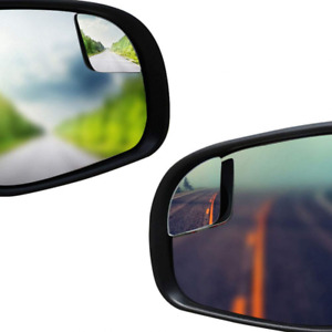 Blind Spot Mirror For Car Truck Fan Shape Frameless 2 Small Mir