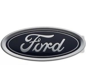 2013 2018 Ford Fusion Front Grille Blue Oval Emblem Decal Oem New Ds7z 8213 a