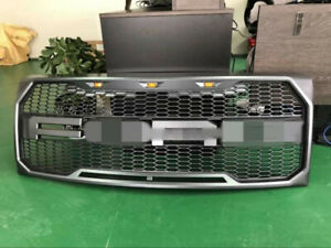 High Quality Abs Raptor Style Front Grill Mesh Grille For Ford F150 2009 2014