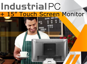 3nstar Industrial Pos 4gb Ram 120gb Ssd Hd Restaurant Win 10 15 Touchscreen