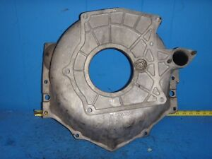 1989 1991 C4 Corvette Zf 6 Speed Manual Transmission Clutch Housing 10085208
