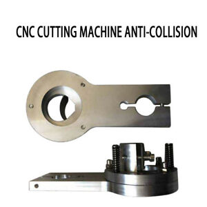 Cnc Plasma Cutter Anti collision Fixture Plasma Flame Torch Clamp Holder 20 35mm