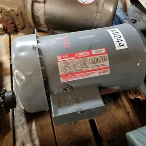 Dayton 3n446c 3 phase 1hp Electric Motor