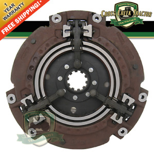 526665m91 New Dual Pressure Plate For Massey Ferguson 135 150 165 175 180