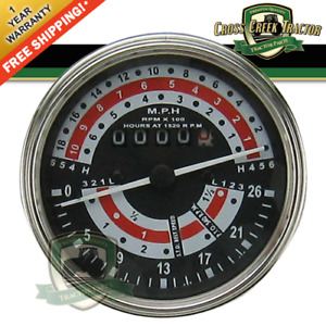 528403m91 New Tachometer For Massey Ferguson 135 150 165 20 2135 31