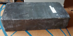 Lead Brick 8 X 4 X 2 Radiation Shielding Ballast Weights Bullet 26 Pounds