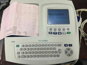 Welch Allyn Cp200 Ekg Machine Excellent Condition