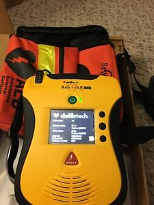 Defibtech Aed Reviver View Debrillator Never Used New Other Non refurbished