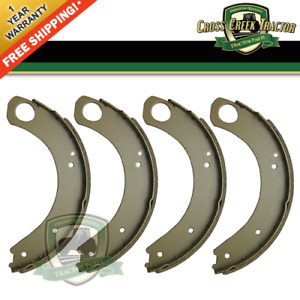 830480m1 New Brake Shoe Set For Massey Ferguson 35 50 135 150 230 235 202
