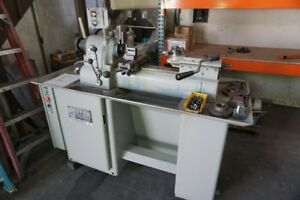 Feeler Precision 2nd Operation Toolroom Lathe Loaded W Tooling 1987