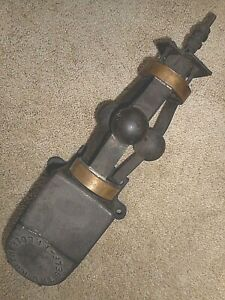 Steampunk Pickering Flyball Steam Engine Governor Hit Miss The Ruth Self Feeder