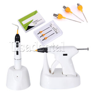 Dental Endo Obturation System Endodontic Gun Pen Gutta Percha Bar Heat Easy Gp
