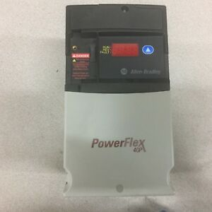 New No Box Allen Bradley Powerflex 40p Vfd 22d b8p0n104
