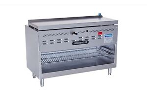 Rankin delux Rdcm 30 c ss Commercial Ss Gas Infrared Cheese Melter Broiler