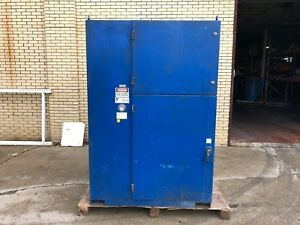 Trumpf 0344181 Laser Cutting Machine Dust Collector Fume Extractor Size 40 8 1