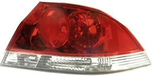 Fits 2004 2006 Mitsubishi Lancer Passenger Right Rear Tail Light Assembly