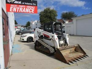 2015 Bobcat T630 705 Hrs 74hp Diesel Aux Hydraulics Fully Serviced inspected