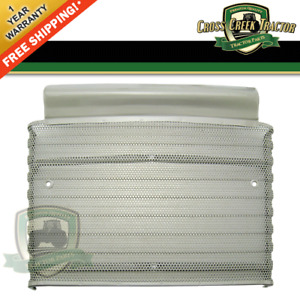C5nn8202aa New Bottom Grille For Ford 2000 3000 4000 4000su 5000 5100 5200