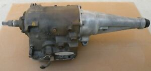 Transmission Cruise O Matic Automatic Ford Thunderbird 352 Oem Pbl 1959 59